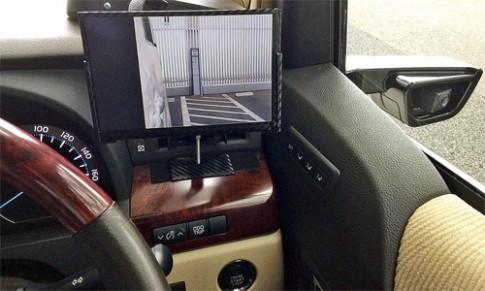 Ôtô ở Nhật sẽ không có gương chiếu hậu