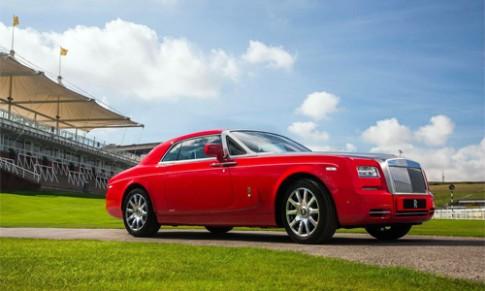 Phantom Coupe Al-Adiyat - chiếc Rolls-Royce độc nhất