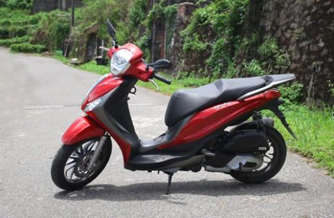 Piaggio Medley S 150 giá 86 triệu - đe dọa SH Việt