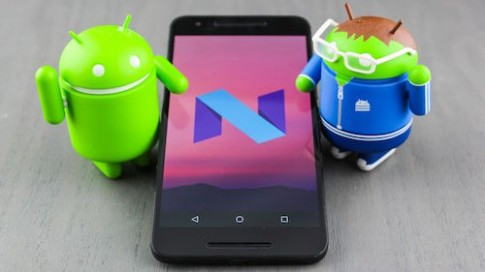 Rò rỉ: Android N chính thức được phát hành từ ngày 5/8
