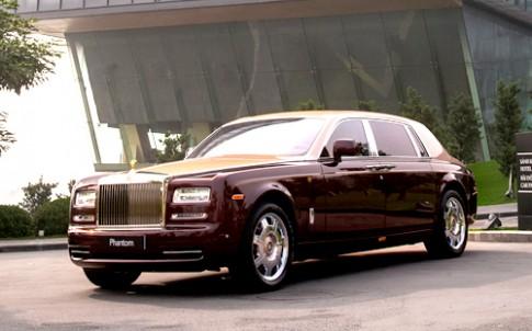 Rolls-Royce Phantom có giá kỷ lục 84 tỷ ở Việt Nam