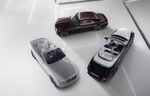 Rolls-Royce Phantom ra bản đặc biệt trước khi bị khai tử