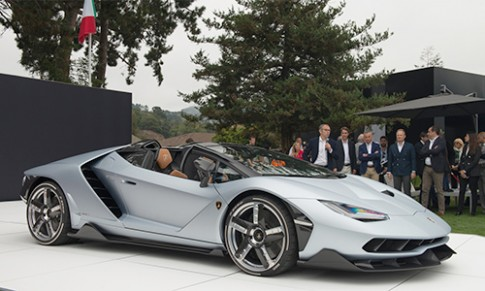 'Siêu bò' Centenario Roadster giá 2,26 triệu USD
