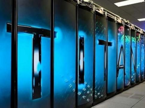 Siêu máy tính Cray có tốc độ vi xử lý nhanh nhất