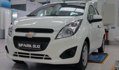 Spark Duo 2016 - xế hộp Mỹ rẻ nhất Việt Nam
