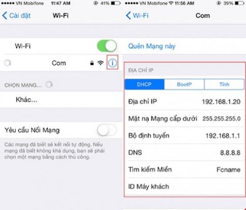 Sửa lỗi không vào được Facebook trên Android và iOS