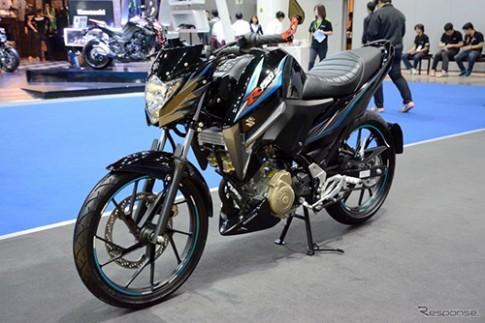 Suzuki giới thiệu xế lạ ở Thái Lan