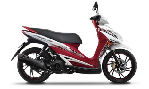 Suzuki Hayate SS FI giá 29,9 triệu