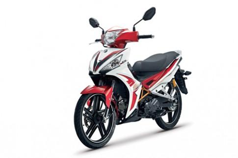 SYM sắp ra mắt StarX 125 EFI tại Việt Nam