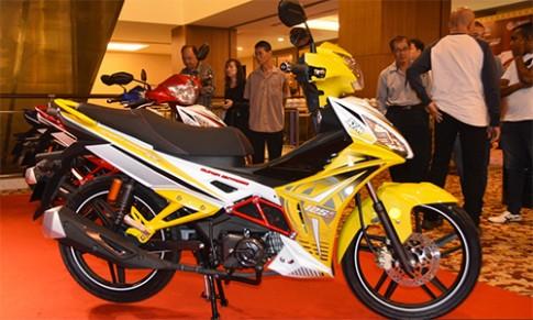 SYM Sport Rider 125i - 'mơ' cạnh tranh Yamaha Exciter