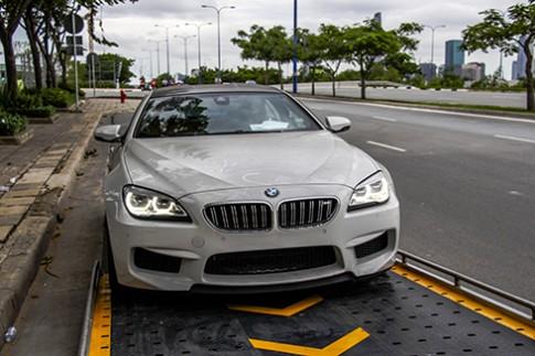 Thêm hàng hiếm BMW M6 Gran Coupe về Việt Nam