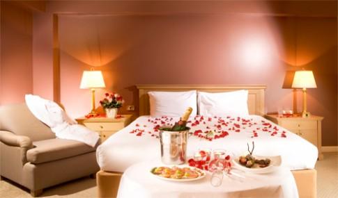 Thiết kế phòng ngủ để vợ chồng thêm hạnh phúc