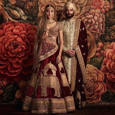 Thời trang áo cưới khắp thế giới sẽ khiến bạn thích thú