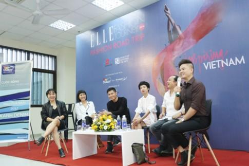 Tìm kiếm tài năng thiết kế Việt với Elle Fashion Journey