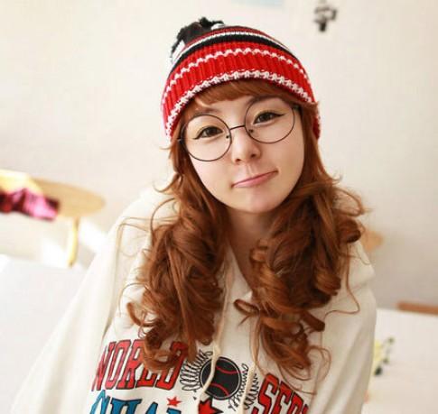 Tóc dài uốn xoăn đẹp kiểu Hàn Quốc cho cô nàng quyến rũ 2016