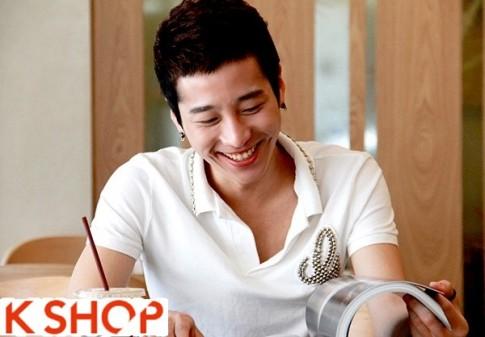 Tóc nam Hàn Quốc vuốt dựng kiểu chào mào đẹp sao Kpop Hàn Quốc 2016