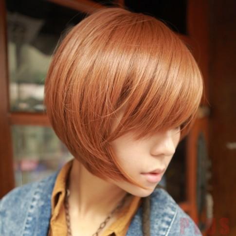 Tóc ngắn ngang vai ốp đẹp 2016 phong cách Hàn Quốc trẻ trung