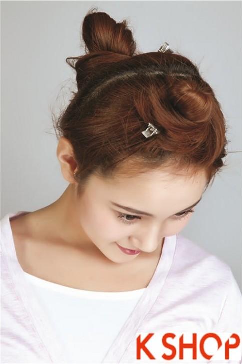Tóc tết Hàn Quốc đẹp 2017 trẻ trung xinh xắn bạn gái nên biết