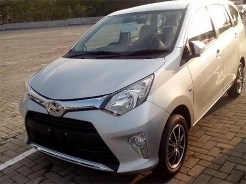 Toyota Calya - xe đa dụng giá 9.900 USD