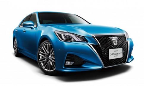 Toyota Crown bản 70 năm - ghi dấu lịch sử