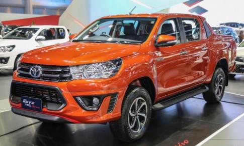 Toyota hụt hơi, cắt giảm 800 công nhân ở Thái Lan