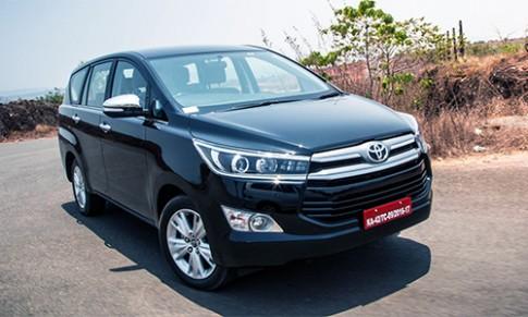 Toyota Innova 2016 giá từ 22.000 USD tại Ấn Độ