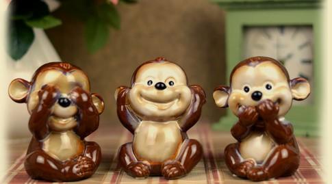 Truyện cổ tích: Sự tích khỉ đít đỏ
