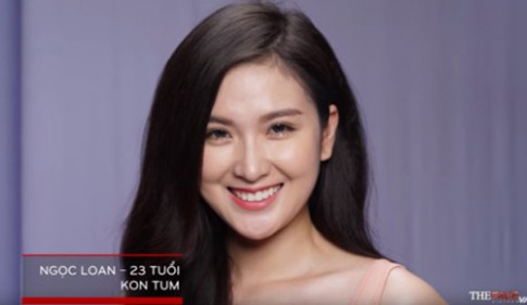 Vòng 1 khủng bị soi nhiều nhất tại The Face Việt Nam