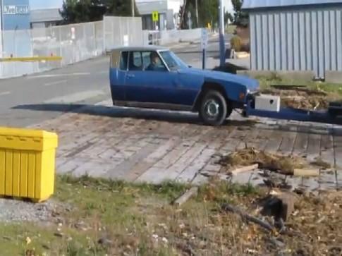 Xe hơi kỳ dị nhất thế giới