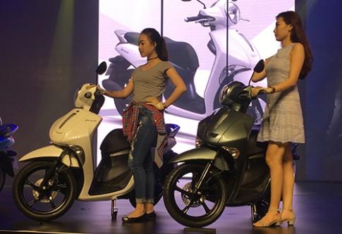 Yamaha ra mắt xe tay ga Janus giá 27,5 triệu đồng tại Việt Nam