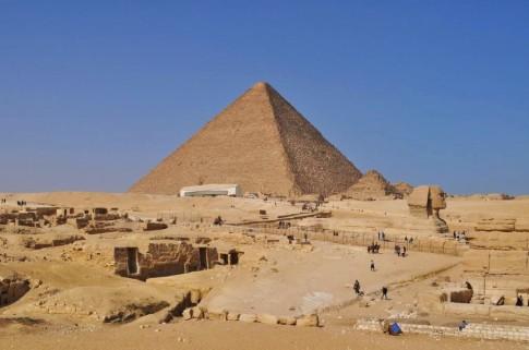 10 di sản nổi tiếng thế giới đang có nguy cơ bị phá hủy