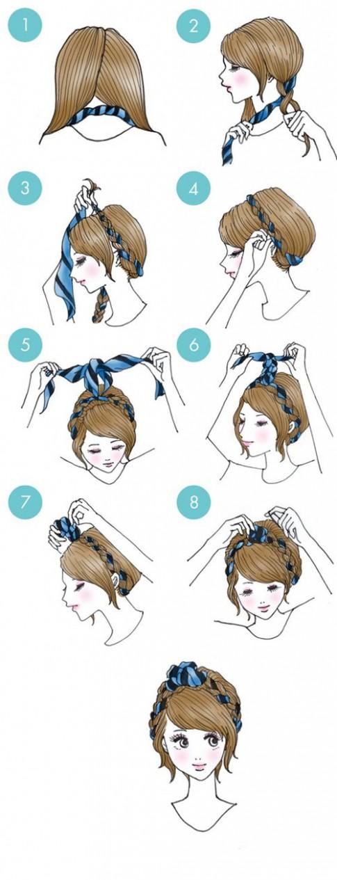 10 kiểu tóc mùa thu tuyệt đẹp bạn có thể tự biến hóa
