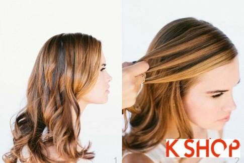 5 cách tết tóc đẹp 2017 đơn giản tại nhà cho cô nàng khuôn mặt dài