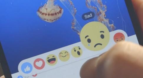 5 tùy chọn cảm xúc mới ẩn trong nút Like của Facebook