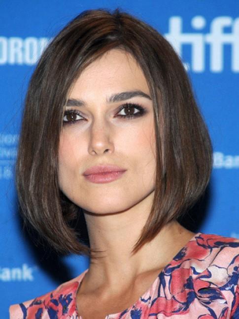 6 kiểu tóc đẹp cho cô nàng mặt vuông
