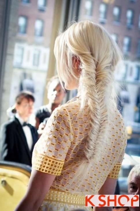 7 kiểu tóc Hàn Quốc đẹp 2017 cho cô nàng khuôn mặt chữ điền