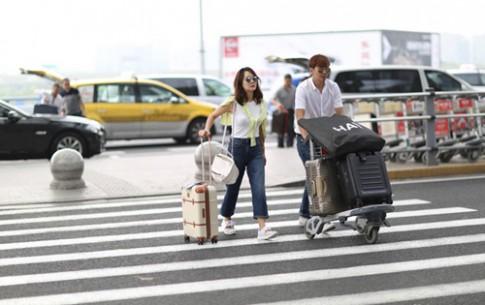 Ăn uống điều độ, không uống rượu bia, vợ chồng Chae Rim mong sớm có con