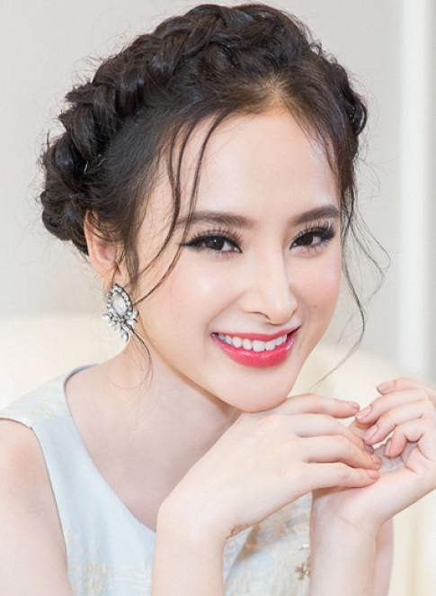 Angela Phương Trinh đẹp nhất tuần với viền mắt cong