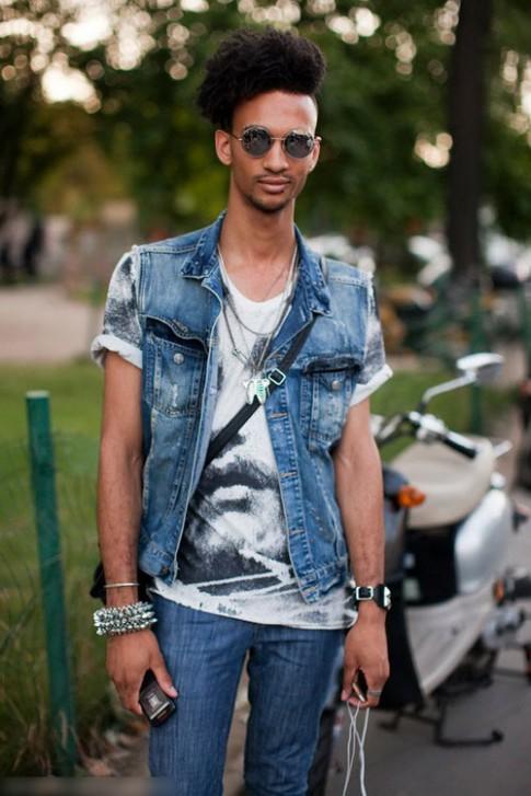 Áo thun pull nam đẹp cho các chàng xuống phố hè 2017 phong cách