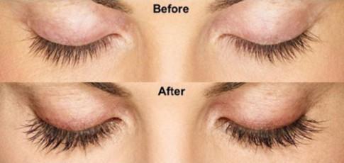 Áp dụng cách này trong 7 ngày lông mi bạn sẽ mọc dài như vừa đi nối