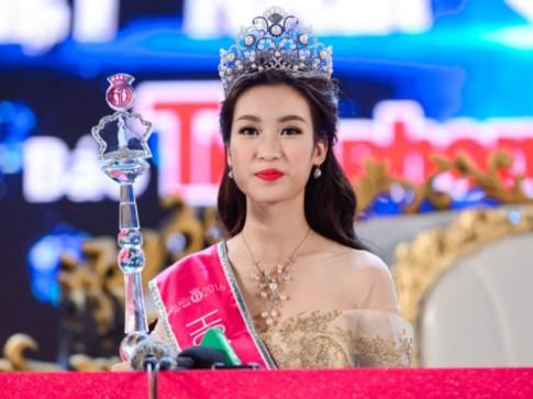 Bằng chứng đập tan tin đồn Tân hoa hậu Đỗ Mỹ Linh vung tiền mua giải