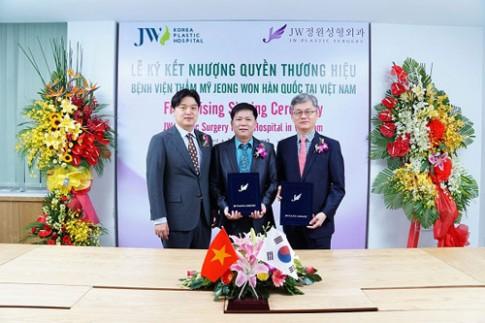 Bệnh viện thẩm mỹ JW tưng bừng ưu đãi mừng Quốc khánh 2/9.