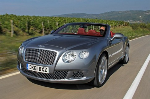 Bentley triệu hồi 27.000 xe khắp thế giới