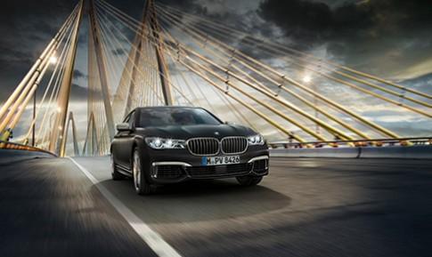 BMW trình làng M760i xDrive sức mạnh 600 mã lực