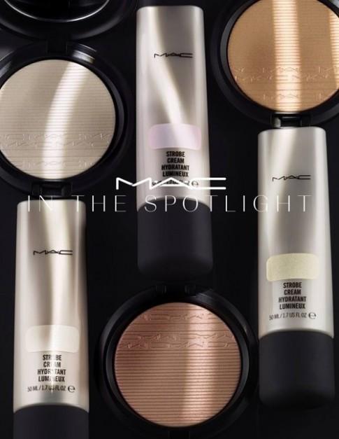 Bộ sưu tập xuất sắc MAC In The Spotlight lại khiến phái đẹp điêu đứng