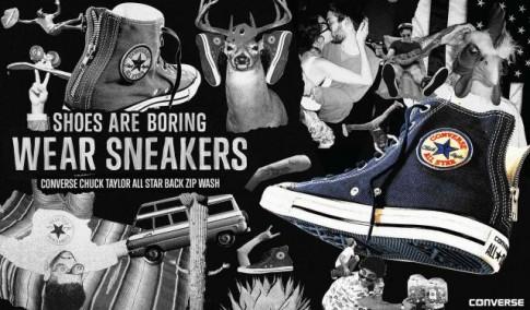 BST giày Converse nam đẹp cho chàng cá tính ấn tượng ngày hè 2017