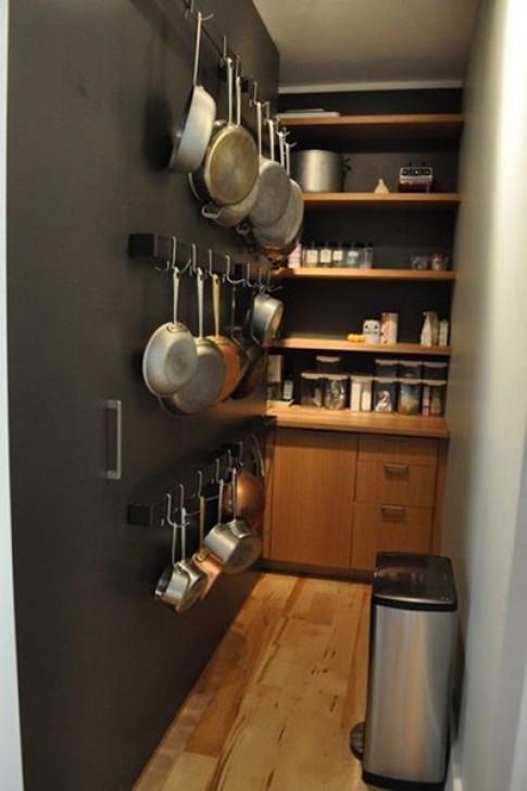 Các cách xếp đồ bếp vừa đẹp vừa dễ lấy