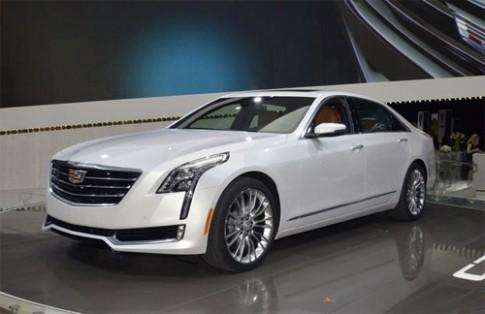Cadillac CT6 giá từ 54.000 USD