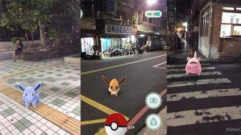 Cảnh sát Đài Loan phạt 349 tài xế vì chơi Pokemon