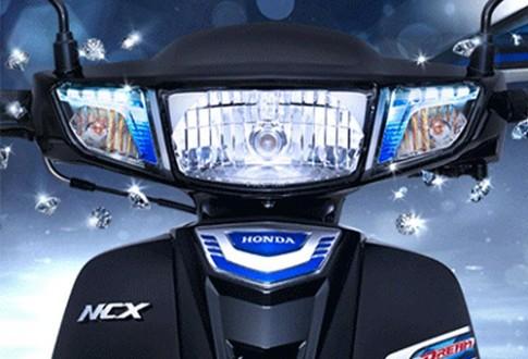 Chi tiết Honda Dream 125 đời 2016